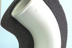 Фасонные элементы из пеностекла