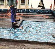 Плиты с заводским покрытием READYBOARD из пеностекла FOAMGLAS