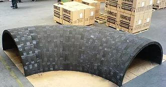 Фасонные изделия из пеностекла FOAMGLAS