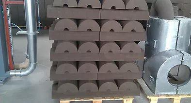 Упаковка фасонных изделий