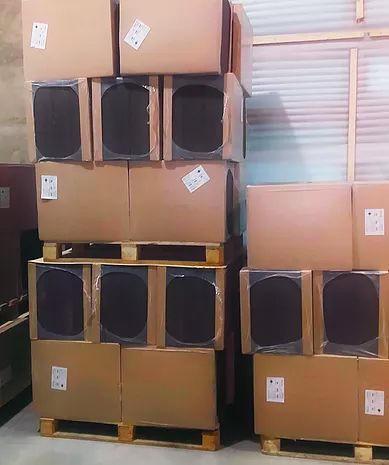 Упаковка блоков Изостек