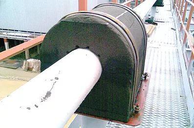Теплоизоляционные ложементы из пеностекла