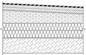 Конструкция с минеральной ватой