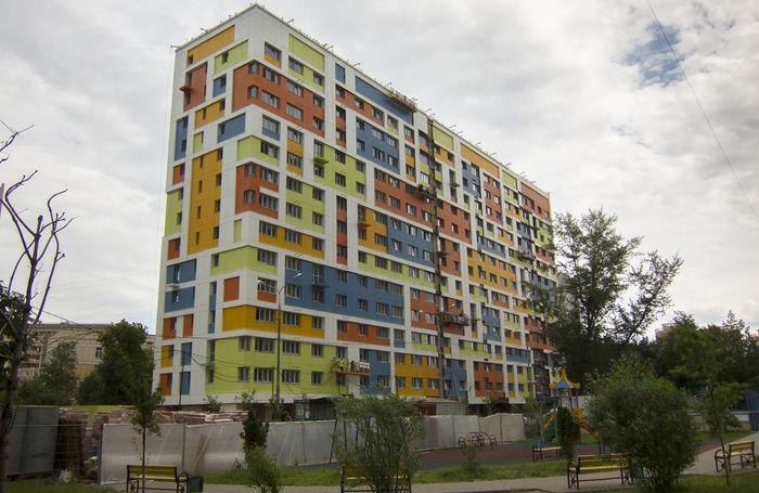 Многоквартирный жилой дом «Нанодом», г. Москва