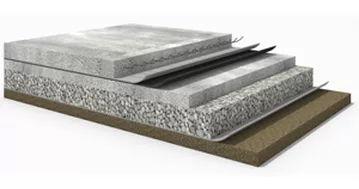 Теплоизоляция и дренаж фундаментов мелкого заложения. Фундаментная плита